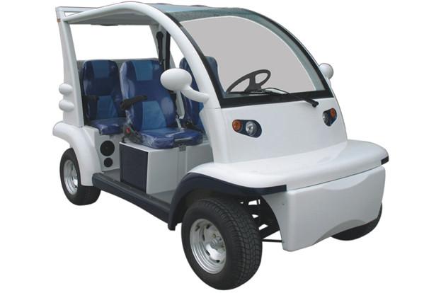 Пассажирский кар 4-х местный открытого типа EG6043K