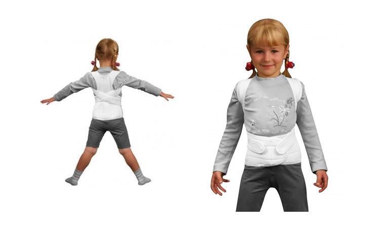 Корректор осанки детский F11