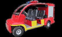 Пожарная машина 4-х местная EG6010F