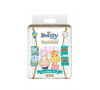 Трусики Sweety Pantz GOLD Size XXL 17-25кг 40 шт