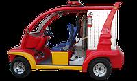 Пожарная машина 2-х местная EG6012F, фото 1
