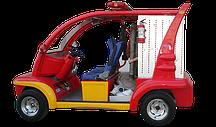 Пожарная машина 2-х местная EG6012F