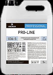 Универсальный низкопенный моющий концентрат PRO-LINE