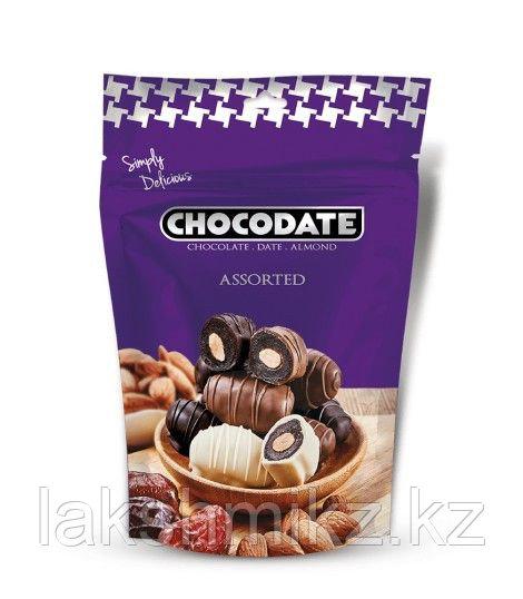 Финики в шоколаде Ассорти