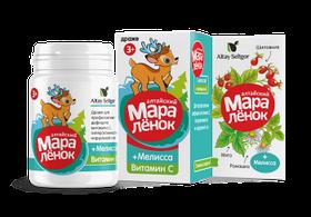 """Драже """"Алтайский маралёнок"""" """"Мелисса"""""""