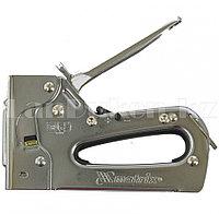Степлер мебельный металлический регулируемый, тип скобы 53, 6-14 мм 40913 (002)