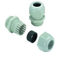 Кабельный ввод, PG 9, 8 mm, OD min. 4.00 - OD max. 8.00 mm, IP67, IP68 — 5 бар (30 мин), Полиамид 6
