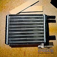 Радиатор на печку Газель (Алюминиевый)