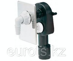 Сифон для скрытой установки, для стиральной или посудомоечной машины