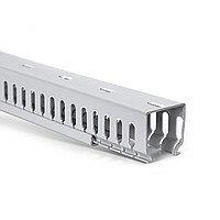 Кабельный канал пластиковый перфорированный  80х60