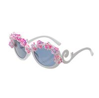Очки для вечеринки с цветочками