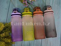 Бутылочка для воды Plastic Bottle 500 мл емкость для воды