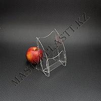 Буклетница одноярусная А6, подставка для полиграфии