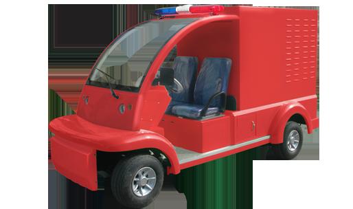 Пожарная машина 2-х местная открытого типа EG6011F
