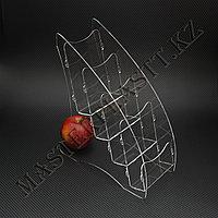 Буклетница четырехъярусная А6, подставка для полиграфии