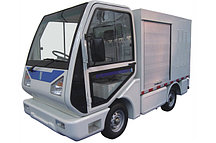 Уборочный грузовик с водой EG6032XA1