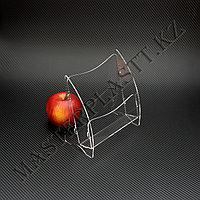 Буклетница одноярусная А5, подставка для полиграфии