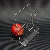 Буклетница квадратная А5, подставка для полиграфии