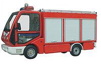 Пожарная машина грузоподъемность 2000 кг EG6040F