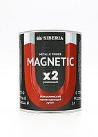 Металлический магнетирующий грунт Siberia 1 литр