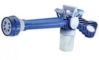 Распылитель-пистолет на шланг с емкостью для шампуня. Алматы