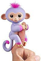 WowWee Fingerlings - Интерактивная ручная обезьянка Sydney