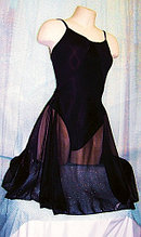 Купальник-платье для хореографии