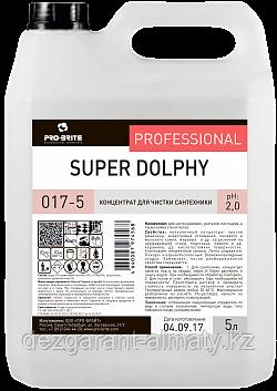 Концентрат для чистки сантехники Super Dolphy