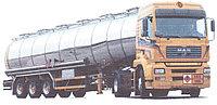 ДОПОГ - свидетельство о подготовке водителей перевозящих опасные грузы