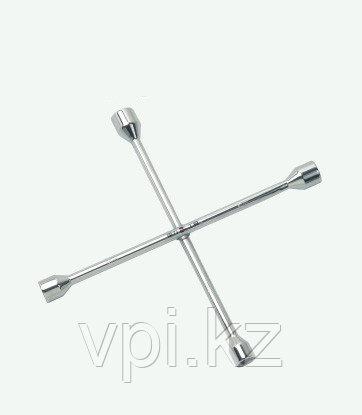 Крестовый баллонный ключ De&Li