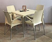 Стол и четыре кресла набор