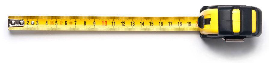 Рулетка ( 3м, 5м, 7,5 м, 10 м)