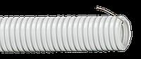 Труба гофр.ПВХ d 20 с зондом (10 м) IEK, фото 1