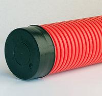 Заглушка для двустенной трубы d63, фото 1