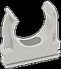 Держатель с защёлкой CF25 IEK (10 шт/упак)