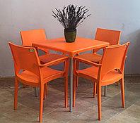 Набор - стол и 4 кресла 6614