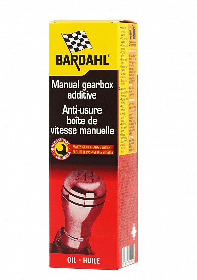 BARDAHL Gear Oil Additive (Франция)
