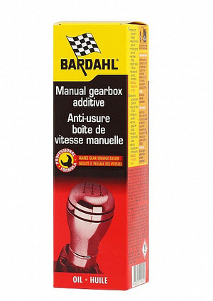 BARDAHL Gear Oil Additive (Франция)