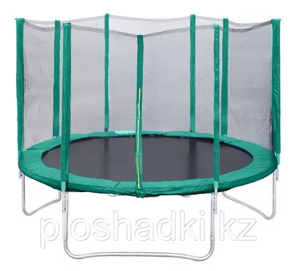 Батут Trampoline - 12' (3,70 м.) с защитной сеткой