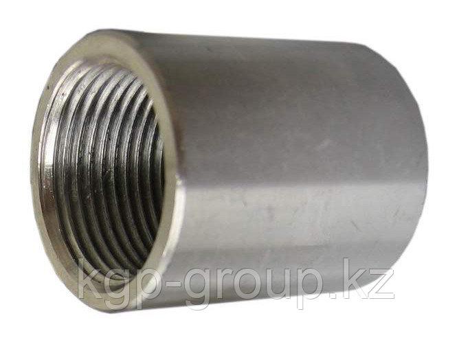 Муфта стальная ГОСТ 8969-75 Ду-40