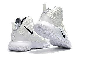 Баскетбольные кроссовки Nike Hyperdunk X 2018 White, фото 2