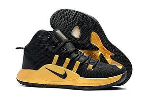 Баскетбольные кроссовки Nike Hyperdunk X 2018 Black\Gold, фото 2