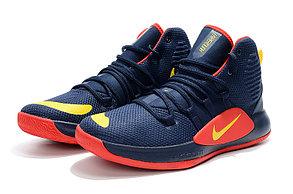 Баскетбольные кроссовки Nike Hyperdunk X 2018 Blue, фото 2