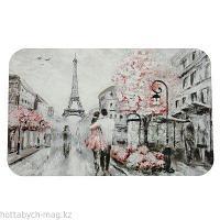 "Сервировочная салфетка ""Париж"" ПВХ, 26х41 см   3627134"