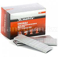 Скобы 18GA для пнев. степлера 1,25х1,0мм длина 38 мм ширина 5,7 мм, 5000 шт 57667 (002)