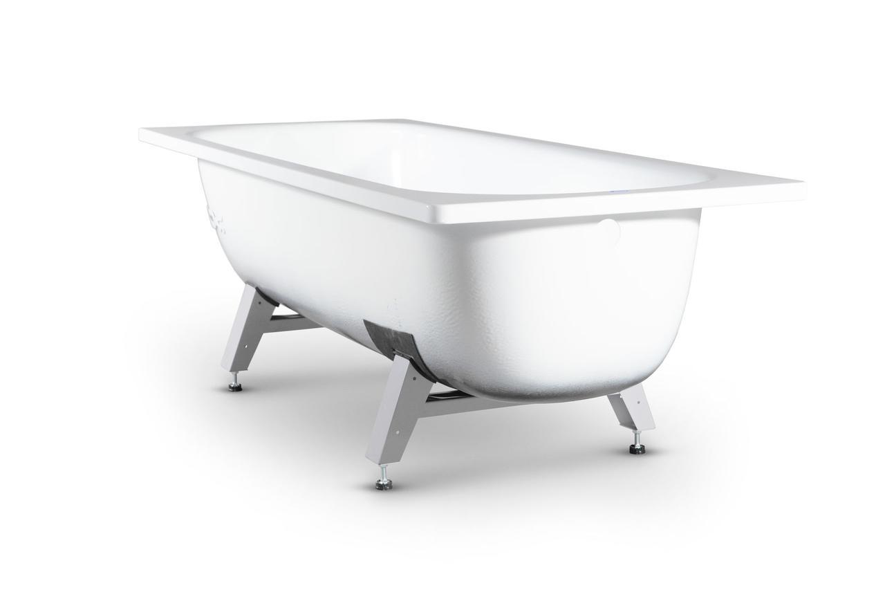 Ванна стальная 1500*750 с ножками (Сантехпром)