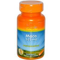 Мака (Maca), 525 мг, 60 капсул (Thompson)