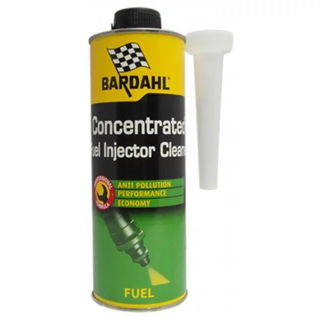 BARDAHL FUEL INJECTOR CLEANER ПРИСАДКА В БЕНЗИН (Франция)