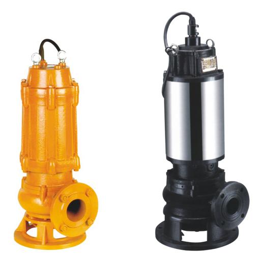 Автоматический смесительный канализационный насос типа JYWQ