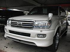 Аэрообвесы, Тюнинг обвесы (комплекты), Споллера Toyota LC 100